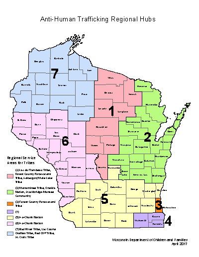 wisconsin anti human trafficking initiatives