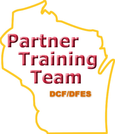 colored logo for partner training