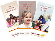 image of YoungStar brochures