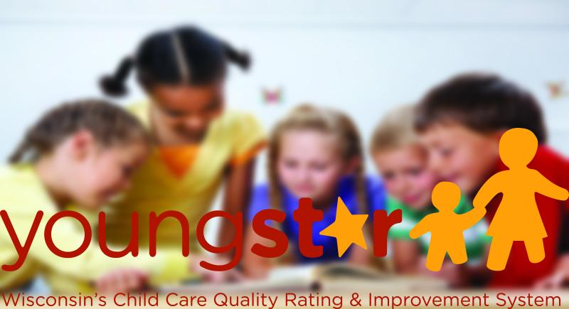 YoungStar Logo with children