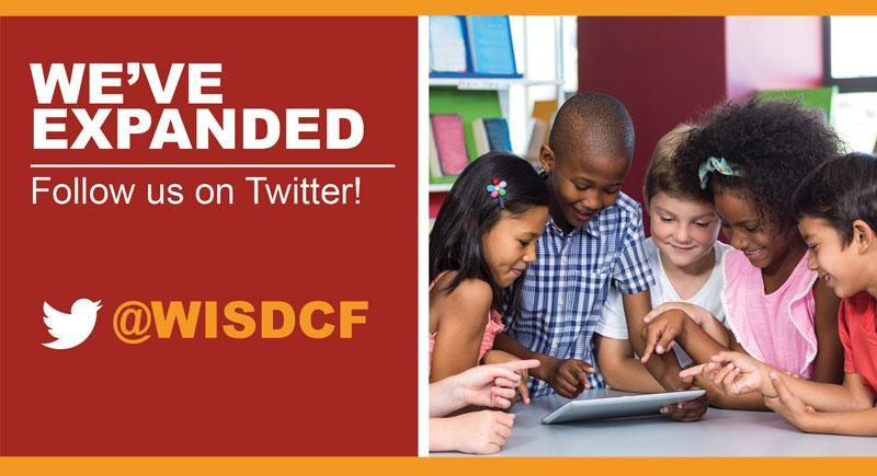 Follow @WisDCF on Twitter